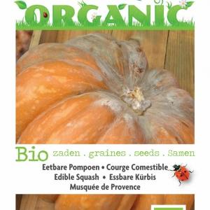 Buzzy® Organic Eetbare Pompoen Musquée de Provence (BIO)