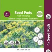 Buzzy® Seedpads Dille 4xØ8cm