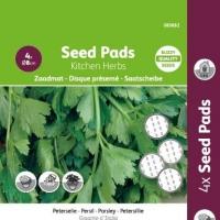 Buzzy® Seedpads Peterselie Gigante d'Italia 4xØ8cm