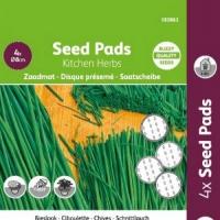 Buzzy® Seedpads Bieslook Prager 4xØ8cm