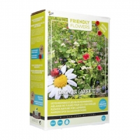 Bloemenmengsel voor lieveheersbeestjes XL 50 m2