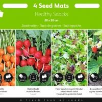Buzzy® Zaadmatjes Snack 4 matjes (5)