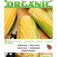 Buzzy® Organic Suikermais Golden Bantam (BIO)