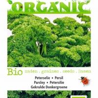 Buzzy® Organic Peterselie Gekrulde Donkergroene (BIO)