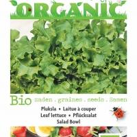 Buzzy® Organic Pluksla Salad Bowl, groen (BIO)