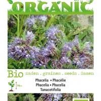 Buzzy® Organic Phacelia, Bijenvoer (BIO)